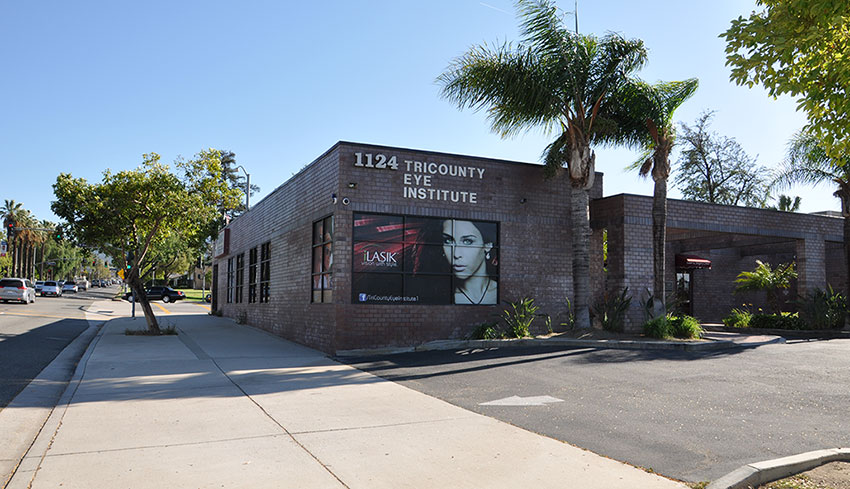 TriCounty Eye Institute building